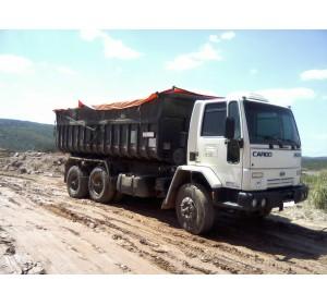 FORD CARGO 2628 6X4 2008 CAÇAMBA 12MTS
